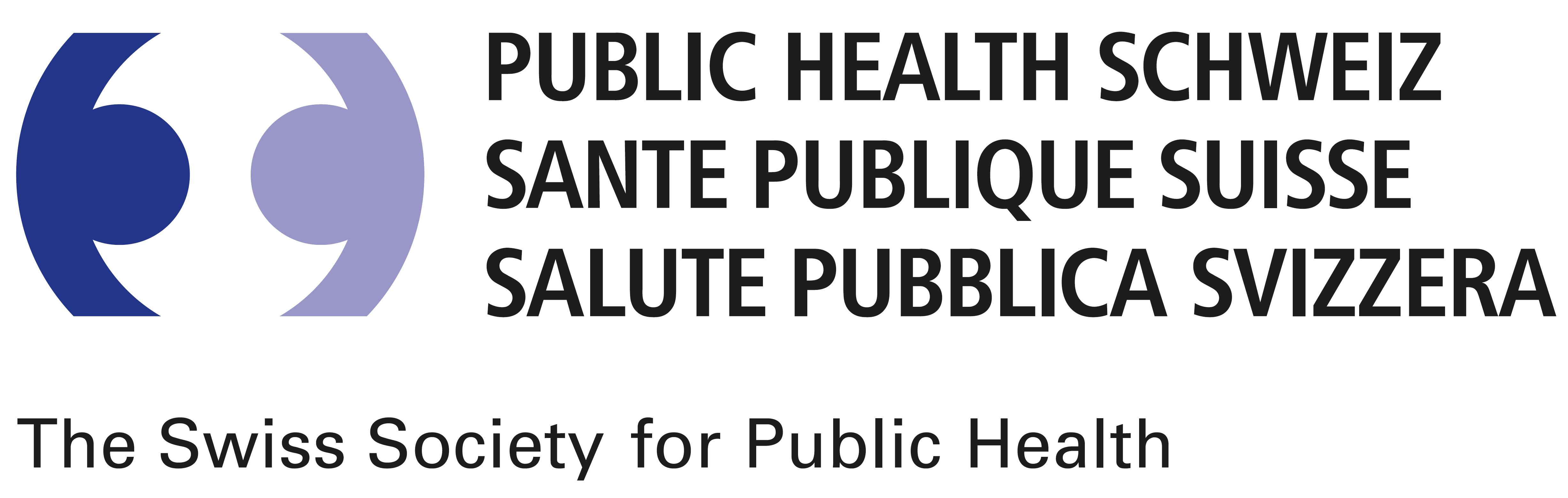 Logo Santé Publique Suisse – Conférence nationale sur la démence – Santé Publique Suisse – Alzheimer Suisse